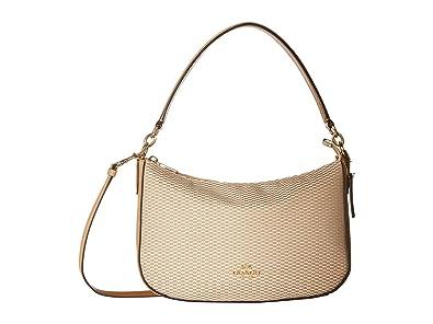 8c6dfcb957dc COACH Women s Legacy Jacquard Chelsea Crossbody Li Beechwood One Size   Handbags  Amazon.com