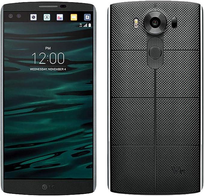 LG V10 Smartphone Dual Sim 64 GB 4 GB - Black: Amazon.es: Electrónica
