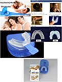 ANTI SNORE/SNORING STOPPER MOUTH GUARD CUSTOM FIT * CLINICALLY PROVEN TO ELIMINATE THE PROBLEM OF SNORING *