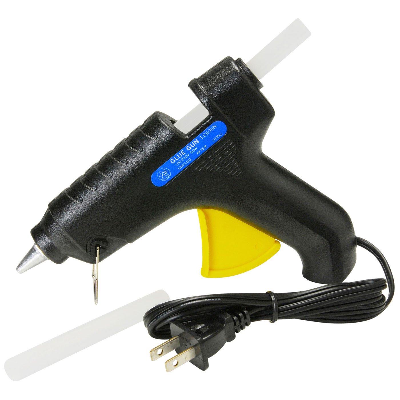 Amazoncom Hot Melt Trigger Glue Gun Free 2 Glue Sticks With Every
