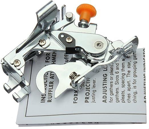 Pied de biche /à Clip Pour Pose Biais Machine /à Coudre Semelle Binder Foot