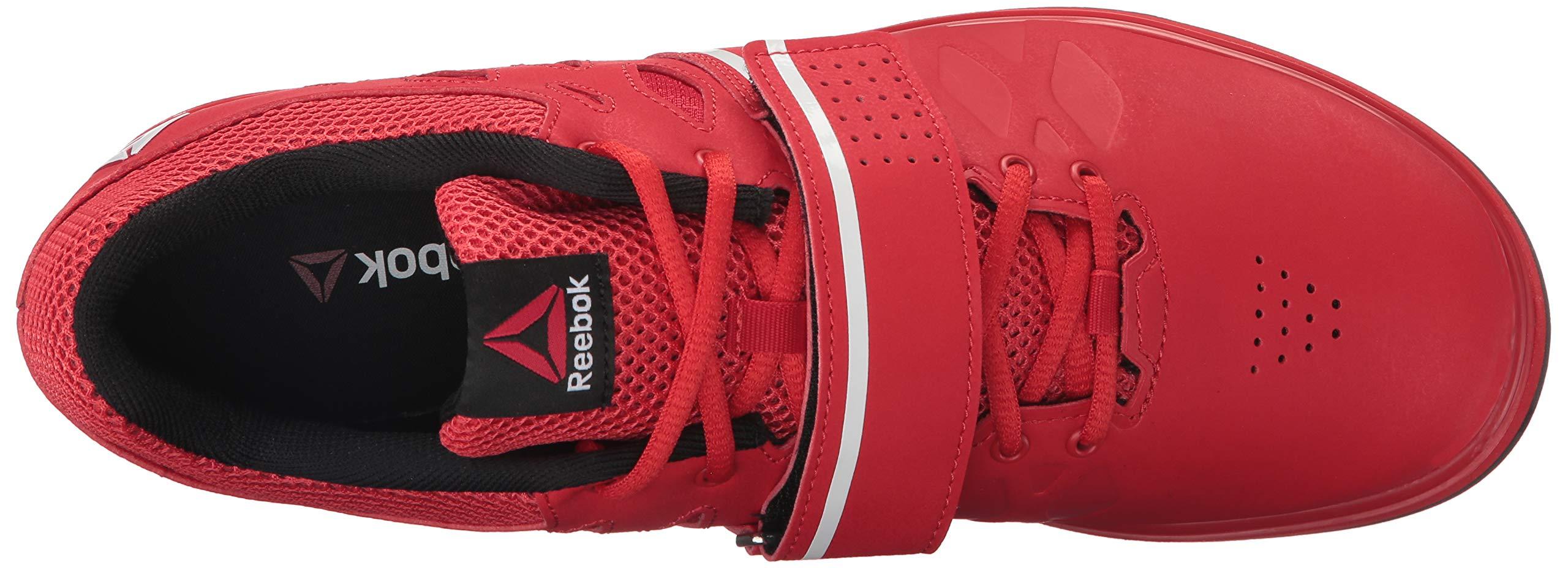Reebok Men's Lifter Pr Cross-Trainer Shoe, Primal Red/Black/White, 7.5 M US by Reebok (Image #13)