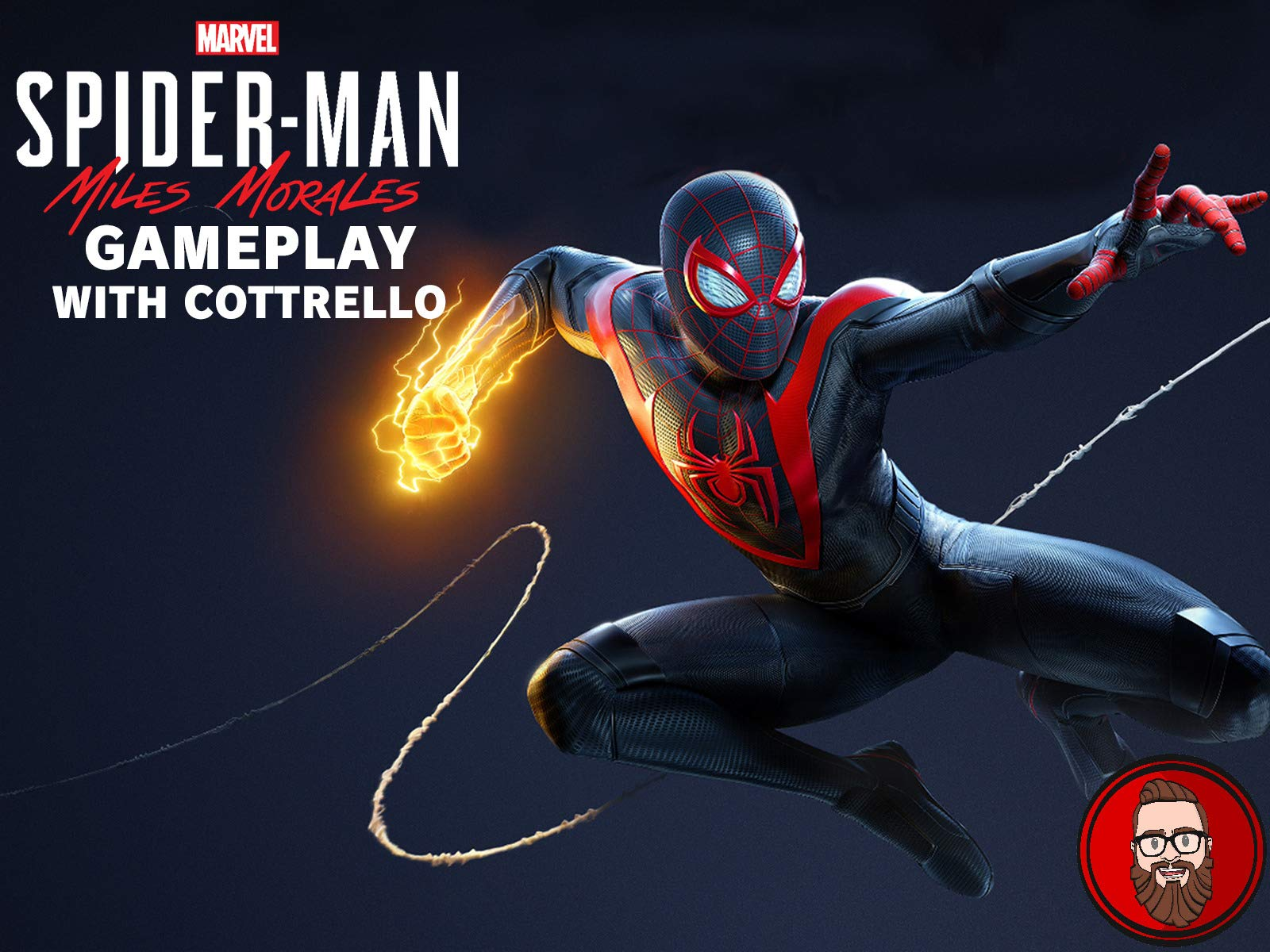 Clip: Marvel's Spider-Man: Miles Morales Gameplay with Cottrello on Amazon Prime Instant Video UK