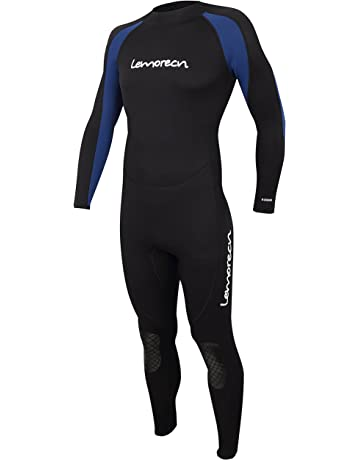 Lemorecn Mens Wetsuits Jumpsuit Neoprene 3 2mm Full Body Diving Suit.  pricefrom ... 166f613f4