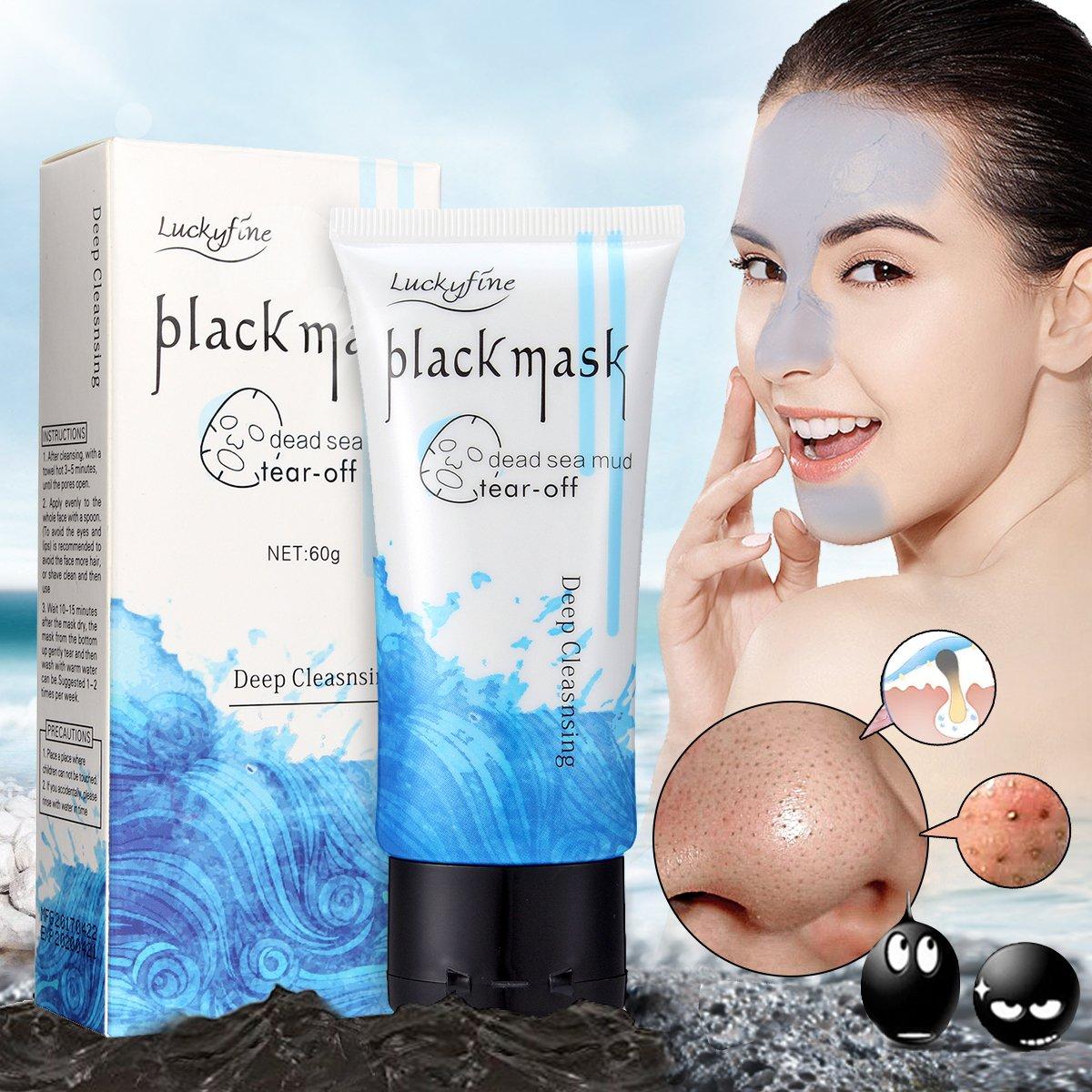 masque anti point noir peel of