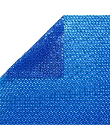 International Cover Pool Cubierta de Burbujas 600 micras para Piscinas de 2x3 Metros (Sin Refuerzo