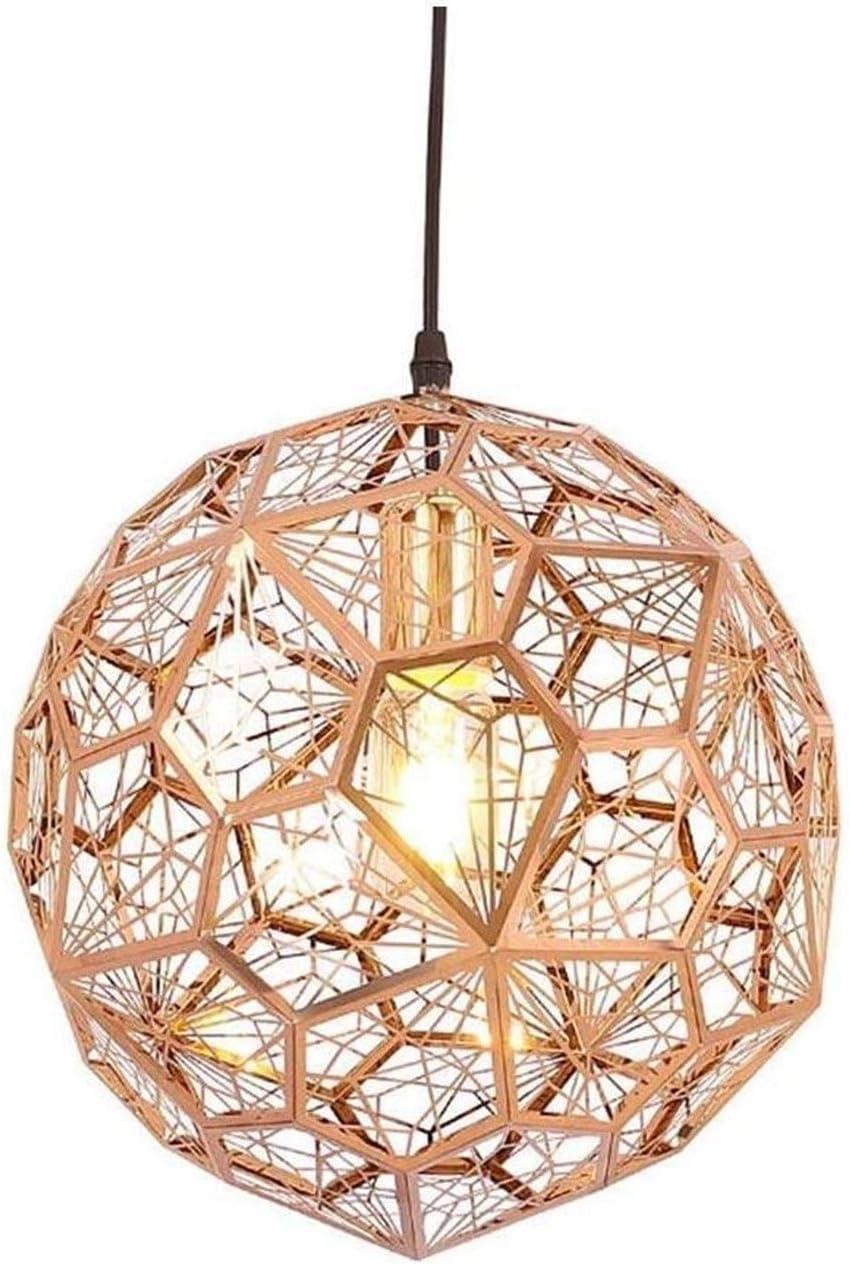 UNU_YAN Simplicidad modernas luces pendientes, creativo dormitorio de techo colgante restaurante Barra de luz de la lámpara tienda de ropa de la bola del diamante geométrico iluminación decoración del