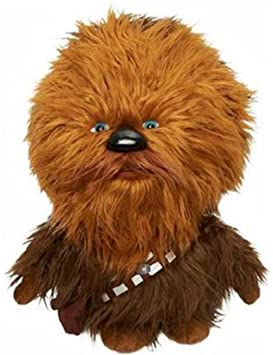 Star Wars - Peluche Chewbacca (Gear 4 Games E-MOVI-599F) [
