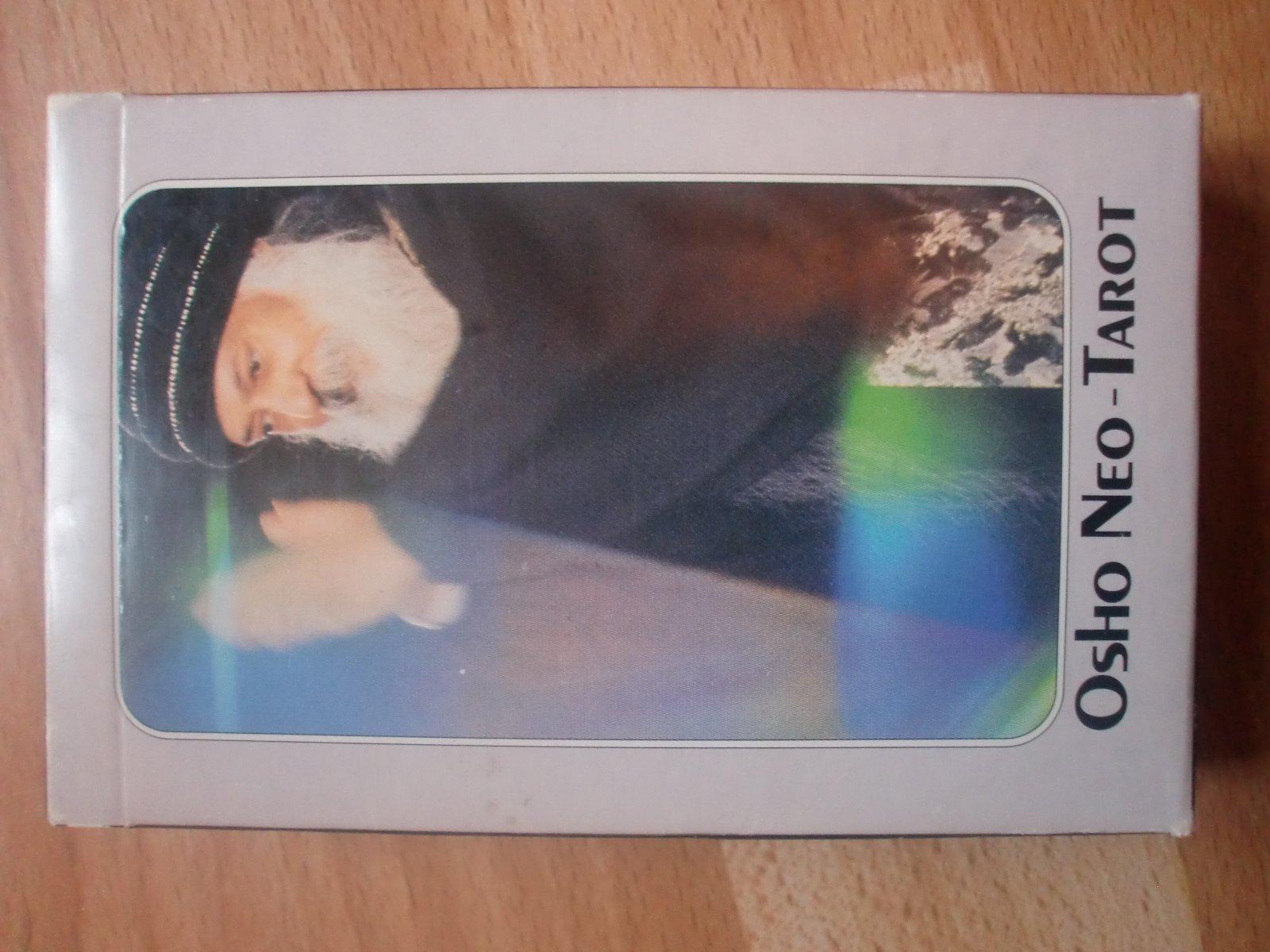 Osho Neo - Tarot. 60 farbige Tarotkarten mit deutschem Anleitungsheft