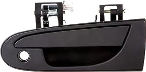 BOXI Exterior Outside Front Left Driver Side Door Handle For Mitsubishi Eclipse 1995-99,Dodge Avenger & Chrysler Sebring Coupe 1995-00,Eagle Talon 1995-98 1150208,77493,MR712044,MB913151