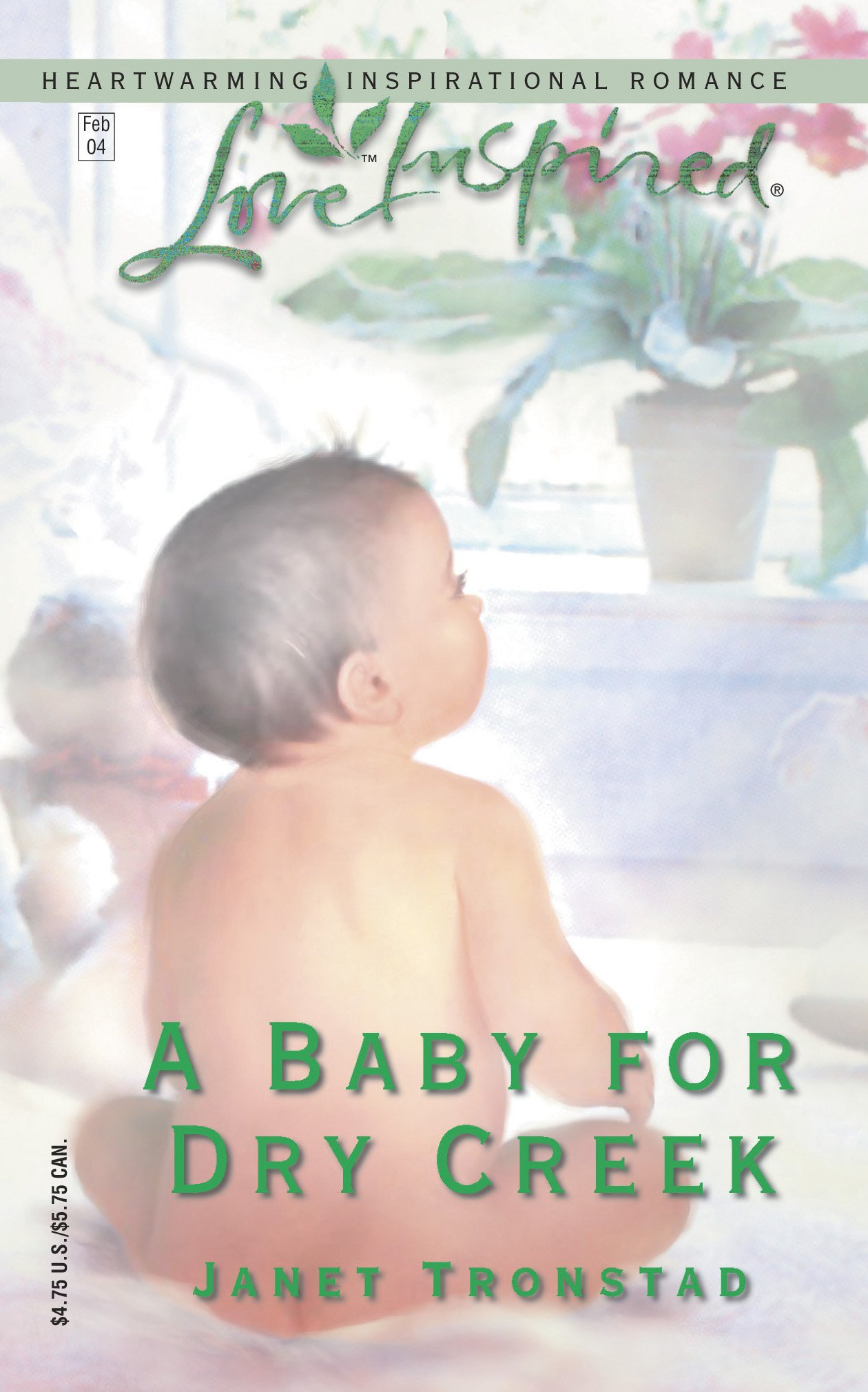 A Baby for Dry Creek (Dry Creek Series #6) (Love Inspired #240) ebook