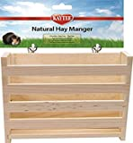 Kaytee Natural Large Hay Manger