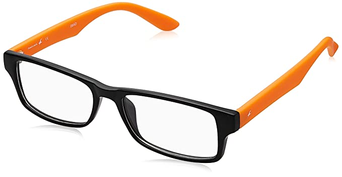 78743c6316 Image Unavailable. Image not available for. Colour  Fastrack Full Rim  Rectangular Unisex ...