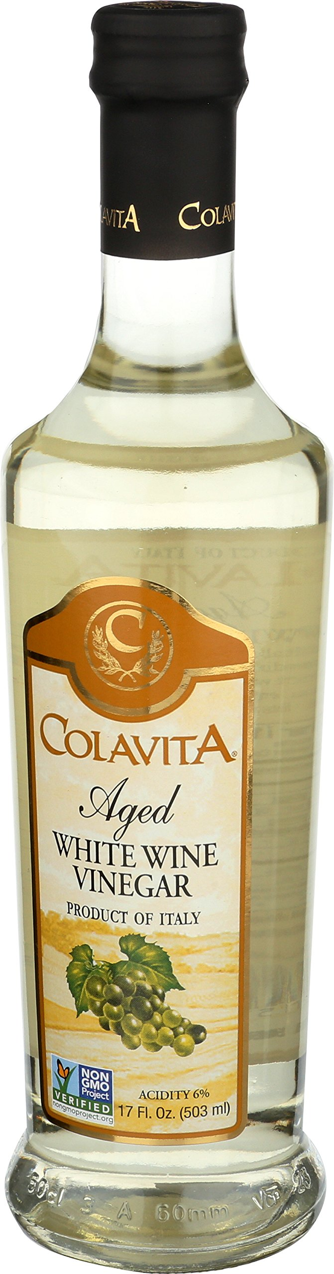 Colavita White Wine Vinegar, 17 oz by Colavita (Image #6)