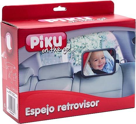 Piku On the Go Espejo Retrovisor de Coche para Vigilar al Beb/é