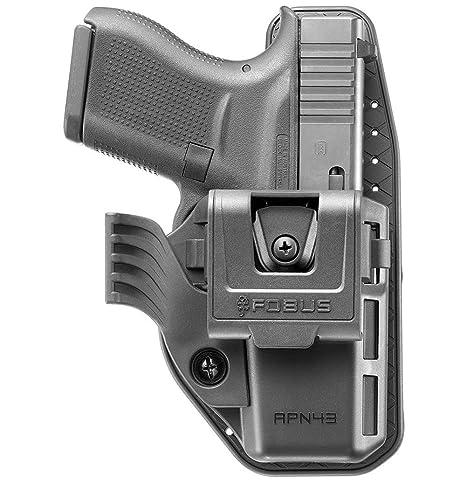 amazon com fobus apn43 inside the waistband concealed carry