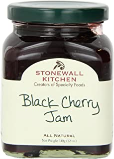 product image for Stonewall Kitchen Jam, Black Cherry, 12 Ounce