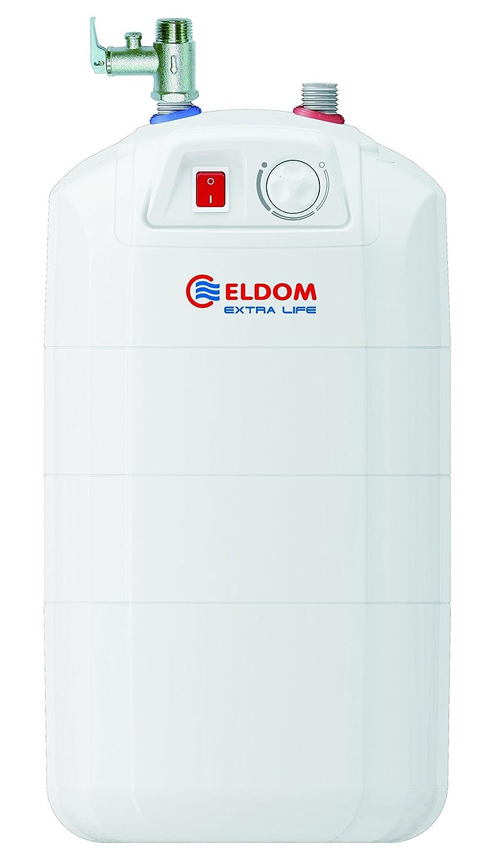 Chauffage é lectrique de 15 l 2 kW sous é vier sous pression Eldom 72326PMP