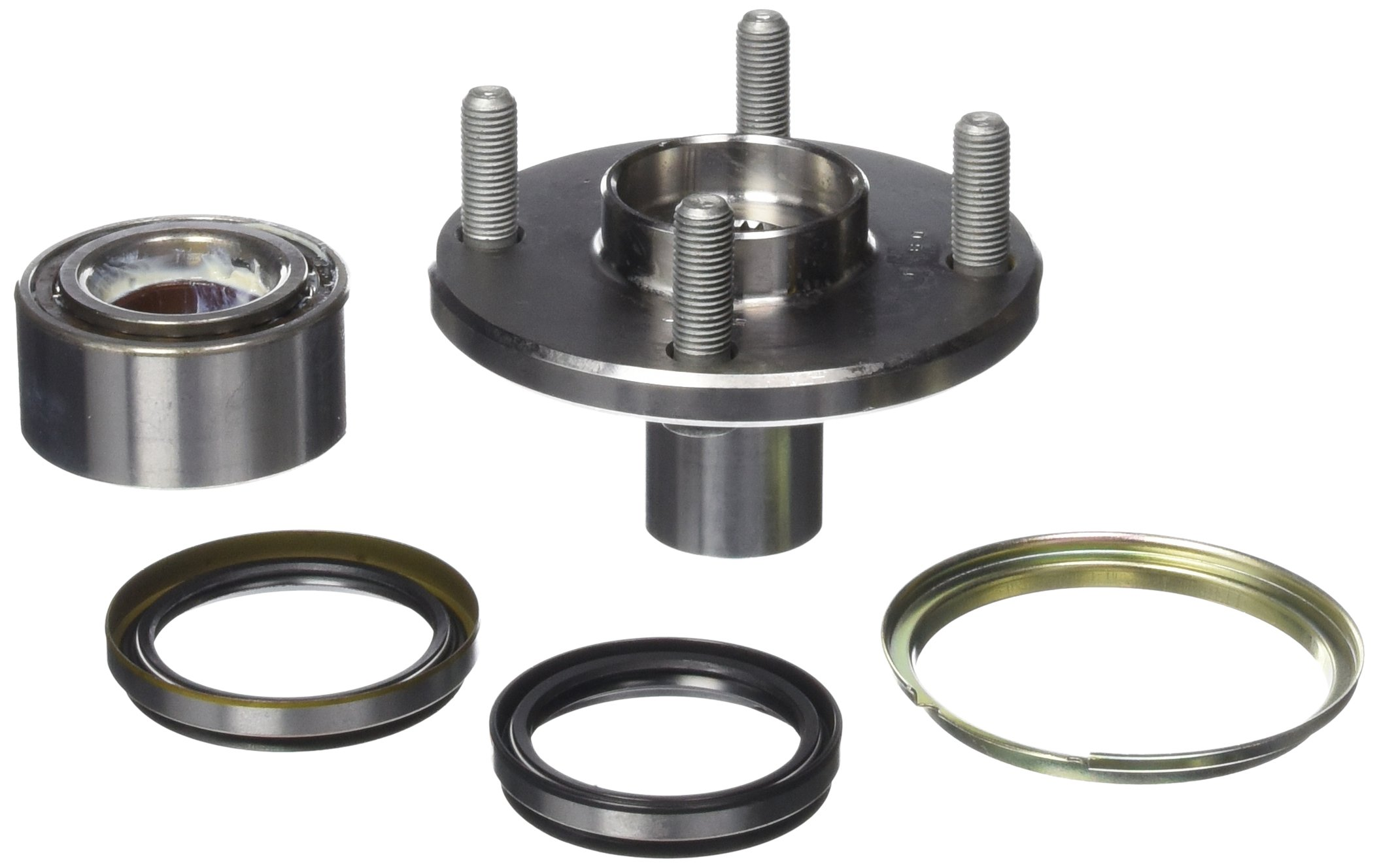 Timken 518507 Axle Bearing and Hub Assembly by Timken