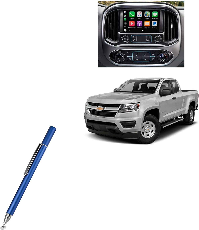 - Lunar Blue 8 in Super Precise Stylus Pen for Chevrolet 2020 Colorado FineTouch Capacitive Stylus 8 in BoxWave Stylus Pen for Chevrolet 2020 Colorado