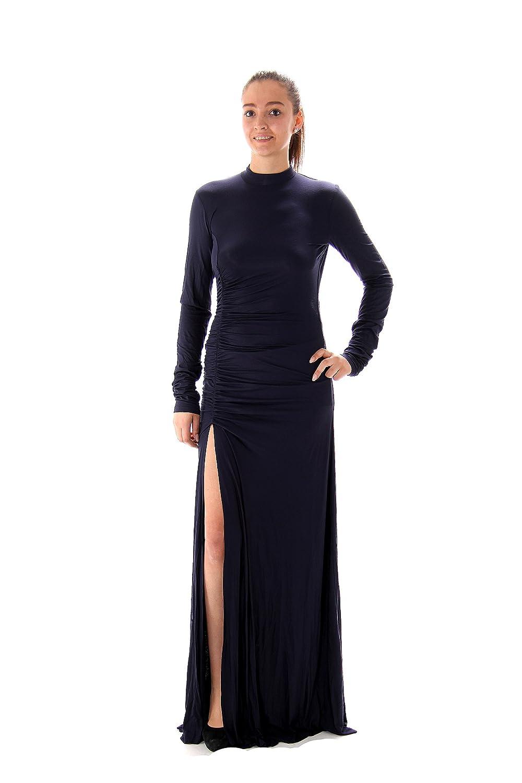 Balmain Pierre Dress Blue Size 46 (IT)