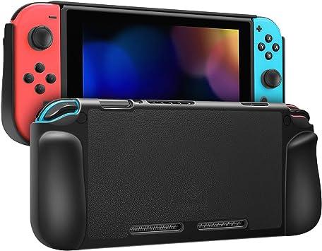 Fintie Funda con Agarre para Nintendo Switch - Carcasa Protectora ...