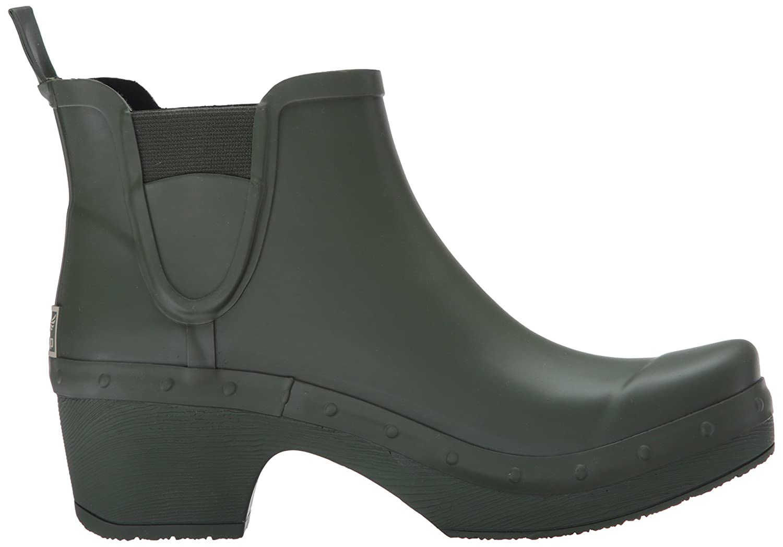 Dansko Women's Rosa Rain Boot B01A0774LA 41 EU/10.5-11 M US|Green