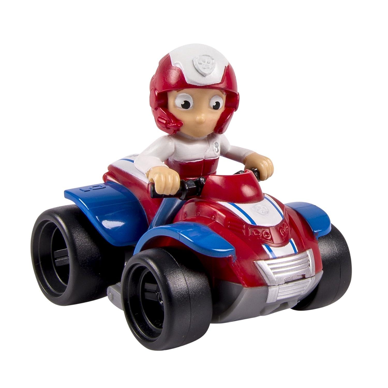 Paw Patrol - Racers - Ryder - Mini Véhicule 20065122