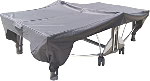 Inertia Table Ping Pong Table Cover - UV Protected, Water Resistant, Windproof.