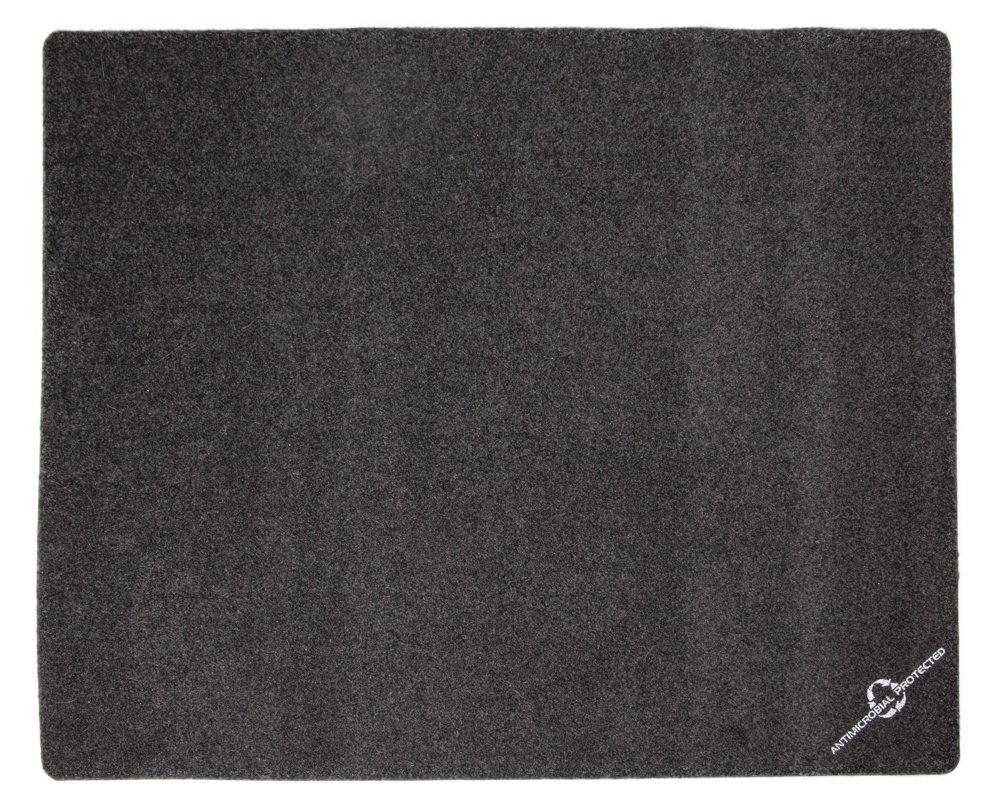 Protex FHM3036G Facility Hygiene Matting, Large, 30'' Length x 36'' Width x 5/32'' Thick (Pack of 2) by Protex
