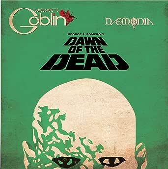 Rustblade Dawn of The Dead (Reinterpretation) Green