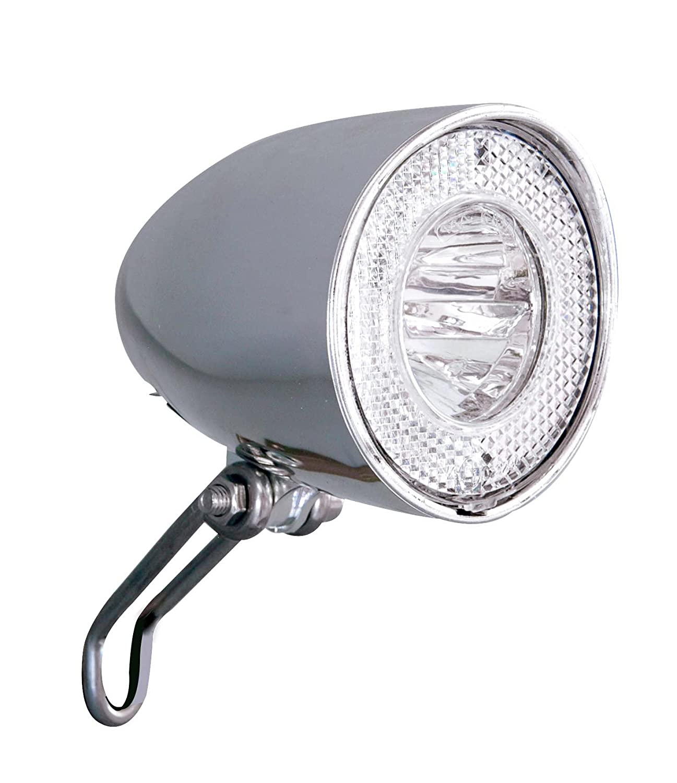 Büchel LED Retro Front light for hub dynamo stand light and sensor 51350628