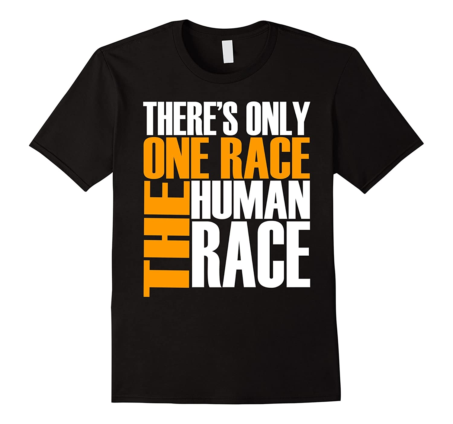 Only dating one race