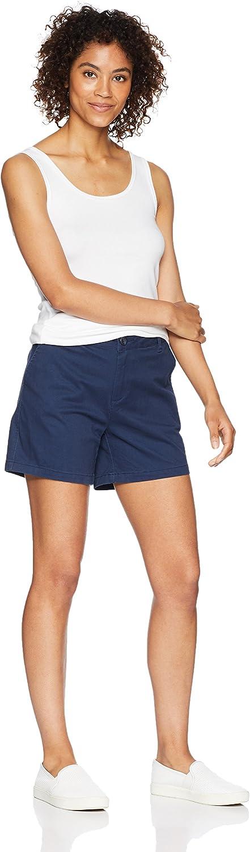 Essentials 12,7 cm Pantaloncini chino da donna cavallo
