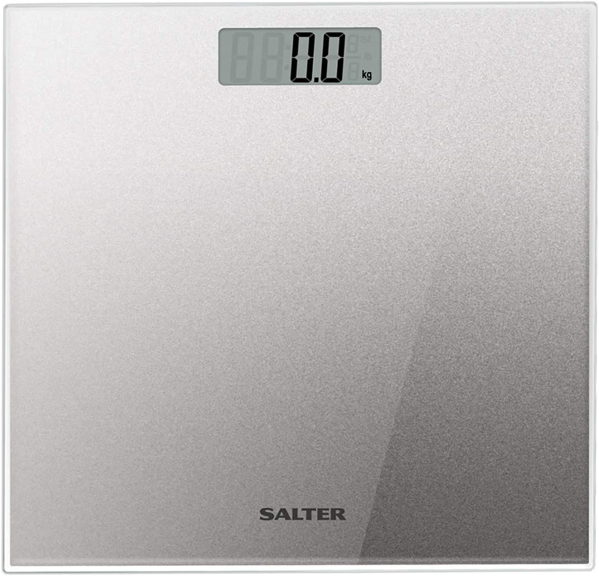 Salter Glitter Bathroom Scales – Supersize Digital Display 52% OFF £11.99 @ Amazon