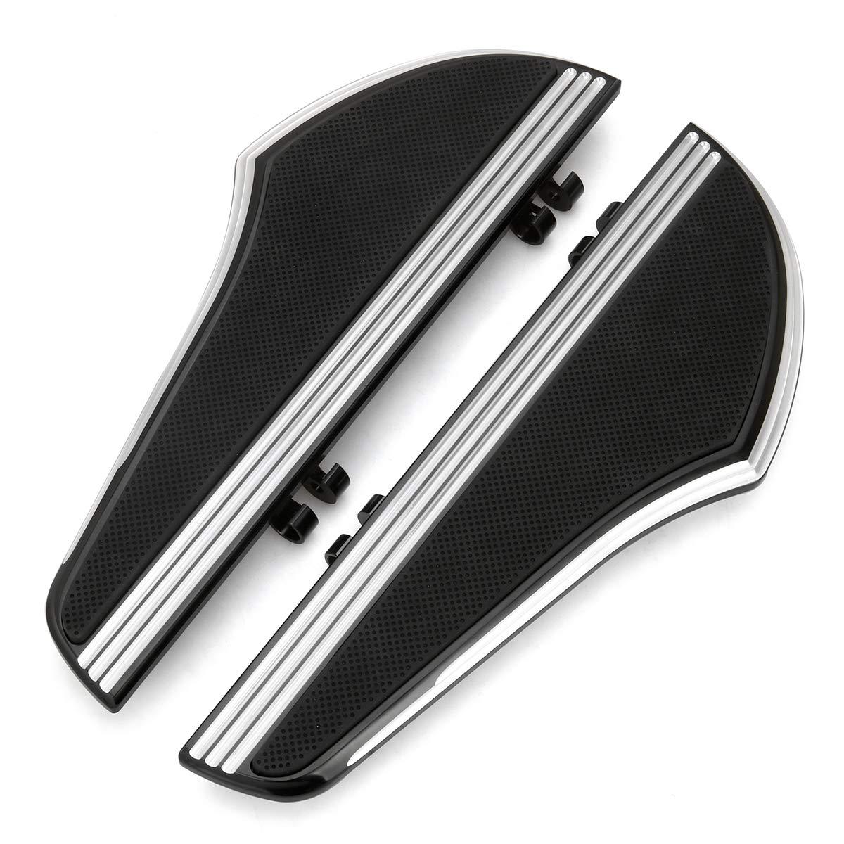 Defiance Brake Pedal Pad For Harley Davidson Electra Glide FLHT Heritage Softail