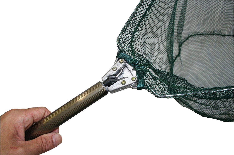 Romote fischernetz fisch kescher faltbare zusammenklappbare