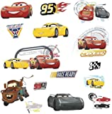 RoomMates RMK3353SCS Disney Pixar Cars 3 Peel & Stick Wall Decals