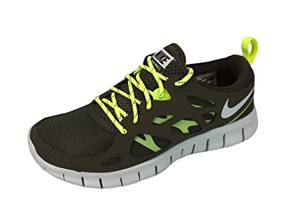 3faf15d47d94 nike free run 2 (GS) running trainers 443742 307 sneakers shoes (uk 3