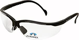 Pyramex V2 Bifocal Reader Safety Glasses Protective Eyewear