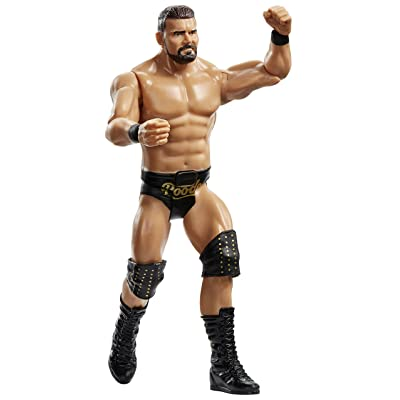 WWE Sound Slammers Bobby Roode Action Figure: Toys & Games