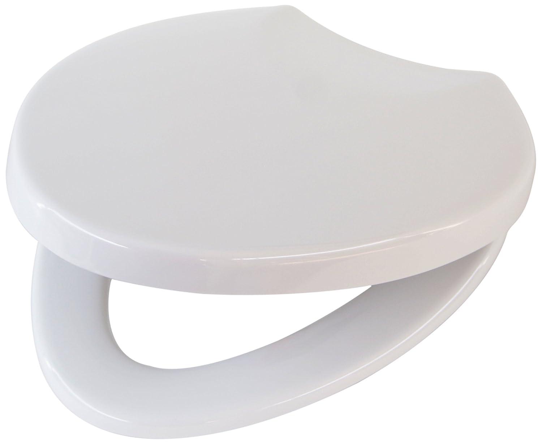 Villeroy & Boch 88466101 WC-Sitz Oblic, Alpin Weiß