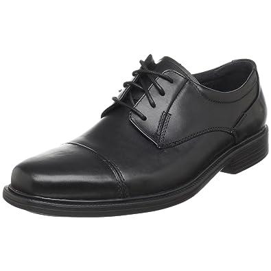 Chaussures à lacets Bostonian noires Casual homme ct0wz