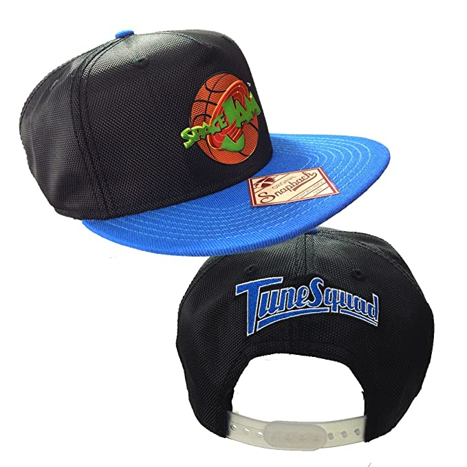 dfe16c193f95 Space Jam Retro Tune Squad Looney Tunes Michael Air Jordan 11 Nike  Basketball Snapback Hat Cap  Amazon.ca  Clothing   Accessories