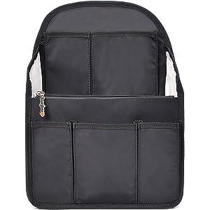 a54b76e88e5 Amazon.com: Jiyaru Felt Backpack Organizer Insert for Rucksack ...