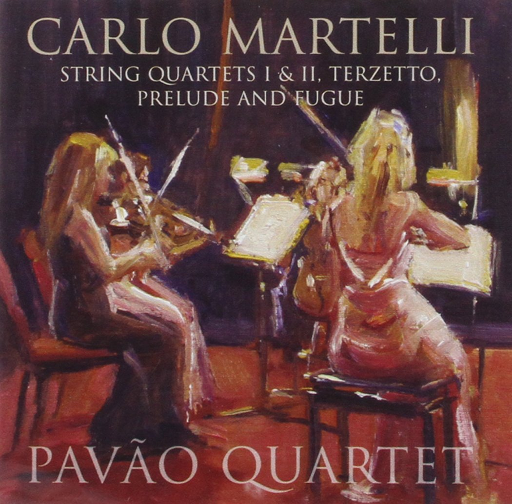 Carlo New Free Shipping outlet Martelli Quartets String