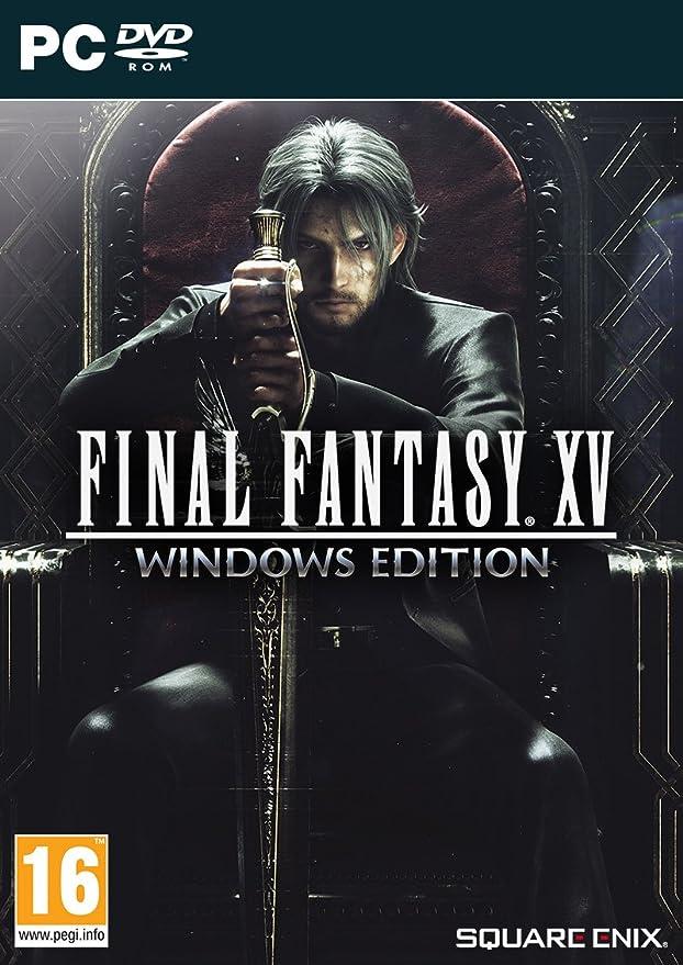 Final Fantasy XV - Windows Edition (Código Digital): Amazon.es ...