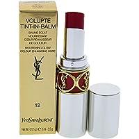 Yves Saint Laurent Volupté Tint in Balm Lip Stick, 12 Try Me Berry - 4 ml