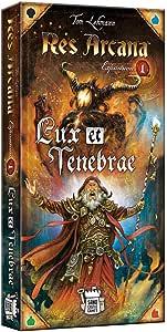 Sand Castle Games Res Arcana: Lux et Tenebrae