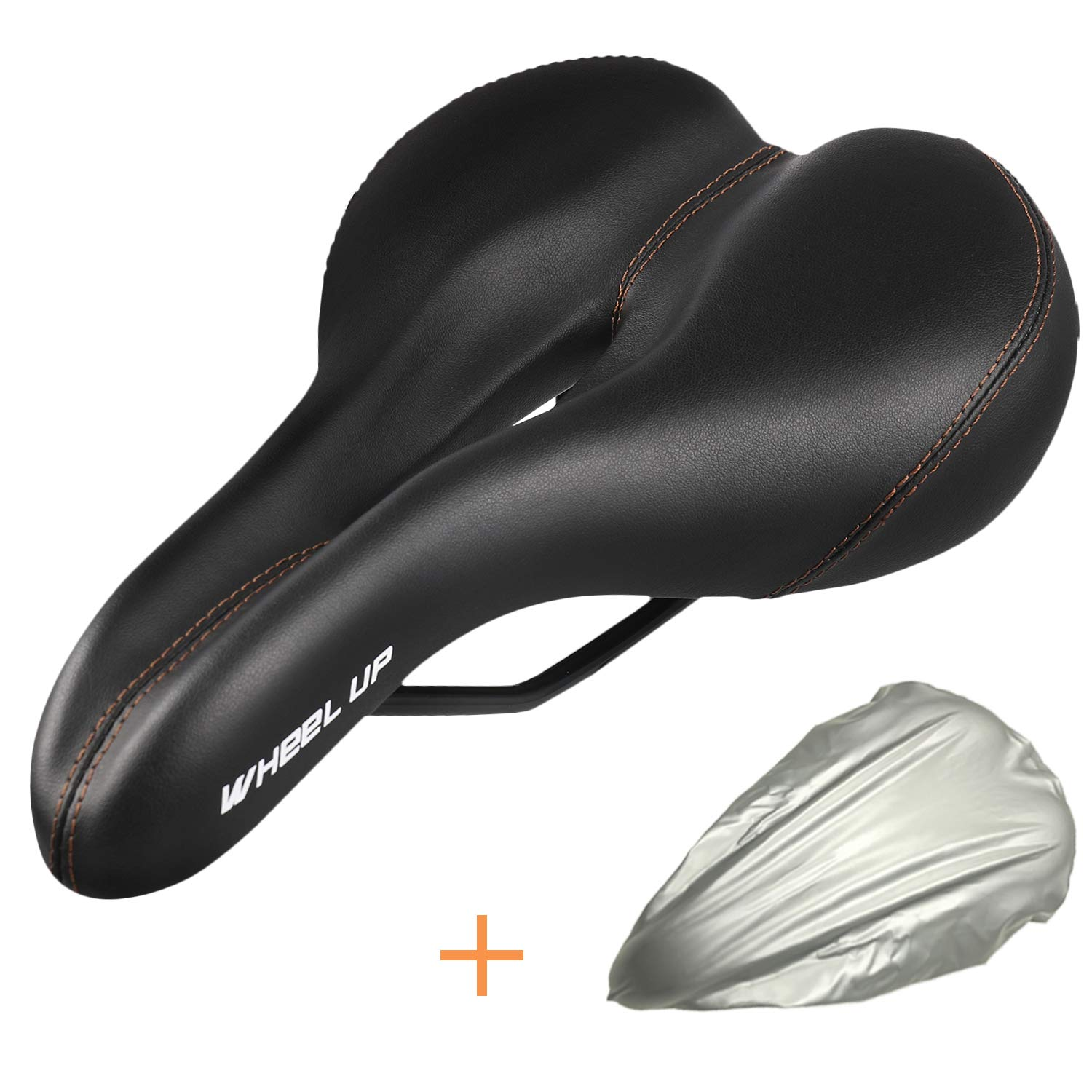 Pioneeryao Professional Bicycle Bike Seat Gel Bike Saddle by Pioneeryao